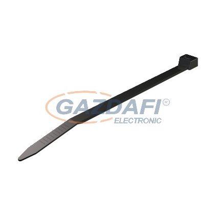 OBO 2331838 565 3.6x200 SWUV Kábelkötegelő UV-álló kivitel 3,6x200mm fekete poliamid