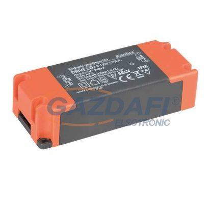 KANLUX LED tápegység 0-15W 12VDC műk.