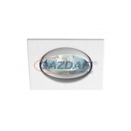 """KANLUX """"Navi"""" süllyesztett spotlámpa, Gx5,3, MR16, 12V, 50W, fehér, billenthető, IP20, alumínium"""