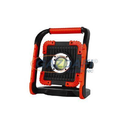 GAO 2620011810 LED munkalámpa, 30W, POWER FLOOD, 3000lm, 7000K, IP54