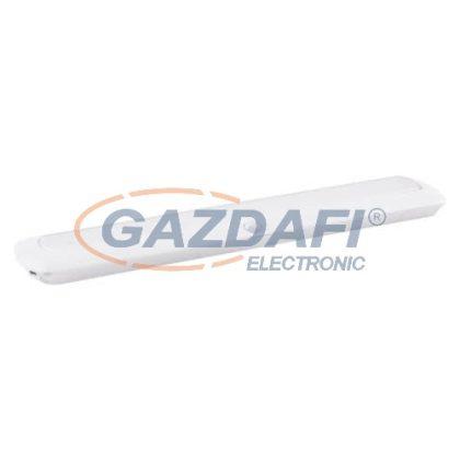 MÜLLER LICHT 27700028 LED pult megvilágító mozgásérzékelővel, tölthető, 2W, 305mm, IP20