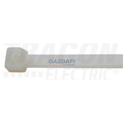 TRACON 280PR Normál kábelkötegelő, natúr 270×6,0mm, D=4-65mm, PA6.6