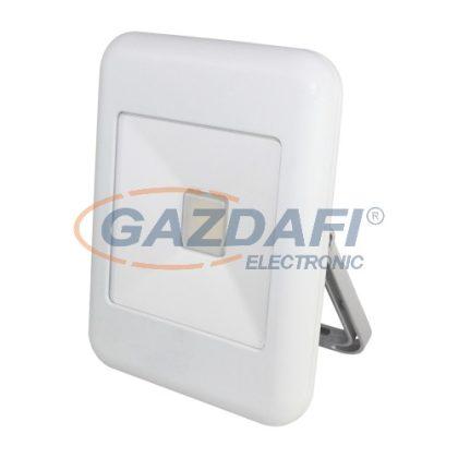 """COMMEL 306-520 """"Deco"""" LED fényvető, 20W, 1400lm, 4000K, 240V, IP65, fehér"""