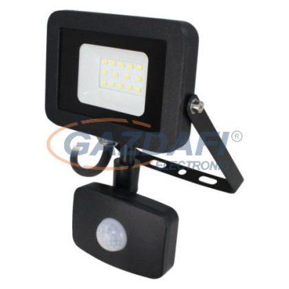 COMMEL 307-215 LED fényvető mozgásérzékelővel 10W 800Lm 6500K IP44