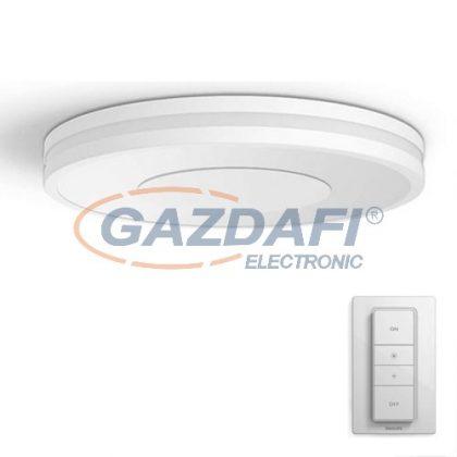PHILIPS Being Hue 32610/31/P7 intelligens vezérelhető mennyezeti LED lámpatest, 32W 2400Lm 2200-6500K, fehér