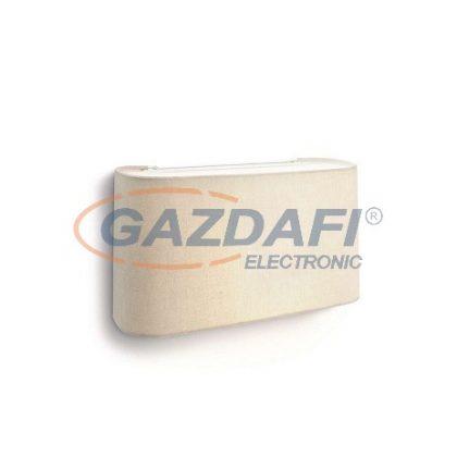PHILIPS Velour 332008716 fali lámpa , 1x23W 230V E27 1430Lm, szürke