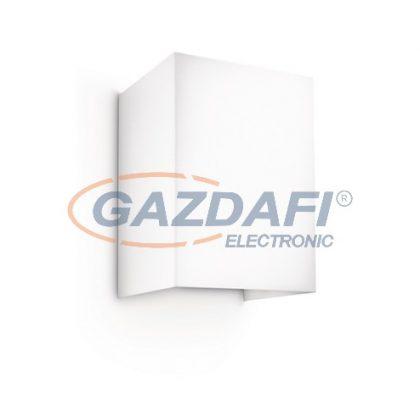 PHILIPS Hopsack 333113116 LED fali lámpa , 1x3W SELV 270Lm, fehér
