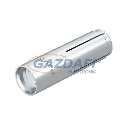 OBO 3492910 E M 8x40 Beütő Dűbel E M8x40 galvanikusan horganyzott acél