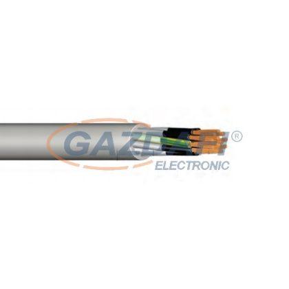 S80 12x0,75mm2 Úszókábel, PVC 300/500V szürke