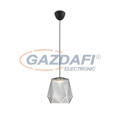 PHILIPS Italo 372668716 LED függeszték , 1x4.5W 230V 430Lm, szürke