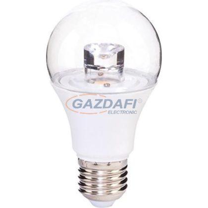 MÜLLER LICHT 400118 A60 HD-LED fényforrás, E27, 7W, 470Lm, 240V, 2700K, 827, dimmelhető, víztiszta búra