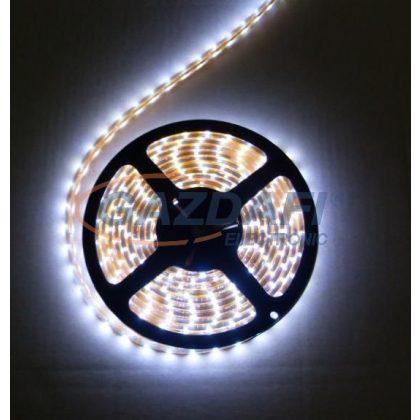 COMMEL 405-115 LED szalag, kültéri, 5m, 3000K + Led tápegység 6A, 12V