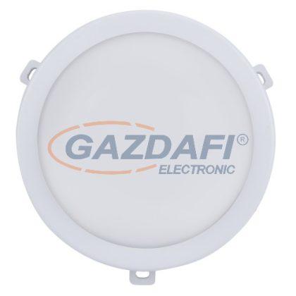 COMMEL 407-501 LED kerek hajólámpa, 12W, 780Lm, 4000K, IP54, fehér