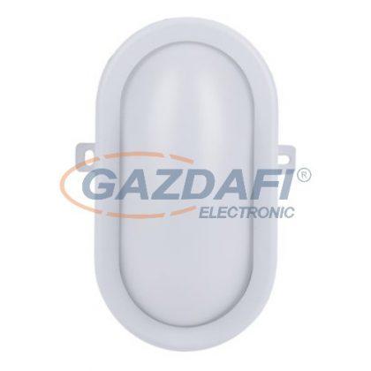 COMMEL 407-511 LED ovál hajólámpa, 12W, 780Lm, 4000K, IP54, fehér