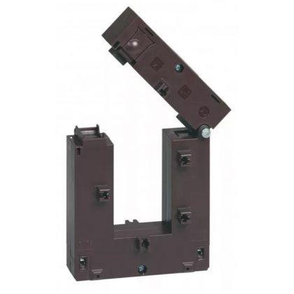 LEGRAND 412168 Nyitott magos áramváltó 3000/5A, (80,5x160,5 mm) gyűjtősínhez