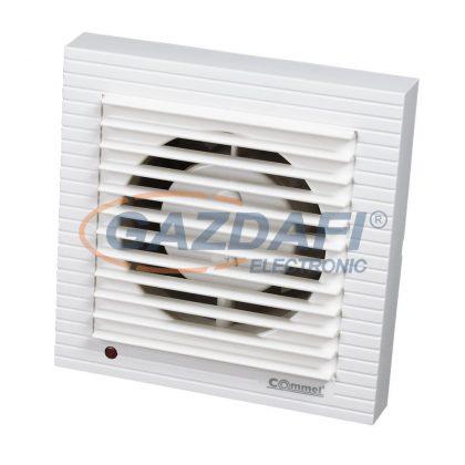 COMMEL 420-102 időkapcsolós elszívó ventilátor 12W, automata zsaluk