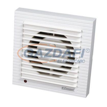 COMMEL 420-122 ventilátor időzítővel, 220V, 18W, 320 m³/h