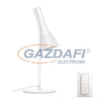PHILIPS Explore Hue 43003/31/P7 LED intelligens vezérelhető asztali lámpatest, 6W 470Lm 2200-6500 K