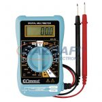COMMEL 450-103 digitális multiméter, 200mV-250V