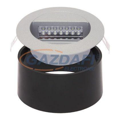 """KANLUX """"Dora"""" süllyesztett led lámpa, 4,5W, szürke, 4000K, IP65"""