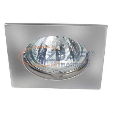 """KANLUX """"Navi"""" süllyesztett spot lámpatest, Gx5,3, 12V, MR16, 50W, króm, IP20, alumínium"""