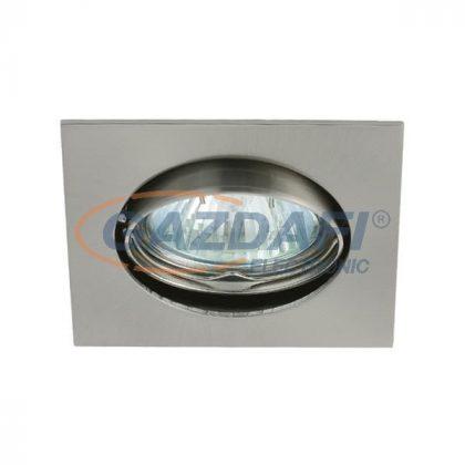 """KANLUX """"Navi"""" süllyesztett spot lámpatest, Gx5,3, 12V, MR16, 50W, matt nikkel, IP20, alumínium"""