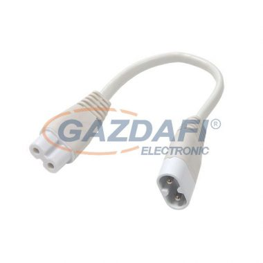"""KANLUX """"Mera"""" kiegészítő összekötő kábel Mera lámpatestekhez, 220mm, IP20, fehér"""