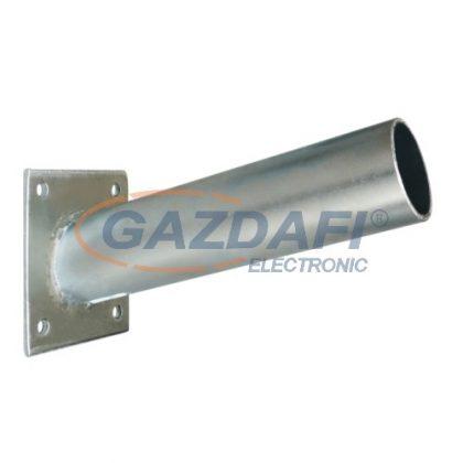 Tűzihorganyzott lámpatartó 250mm, Ø 60mm
