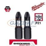 MILWAUKEE 4932430863 Csavarozó bit PZ2 25mm
