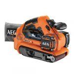 AEG BHBS 18-75BL-0 Brushless szalagcsiszoló