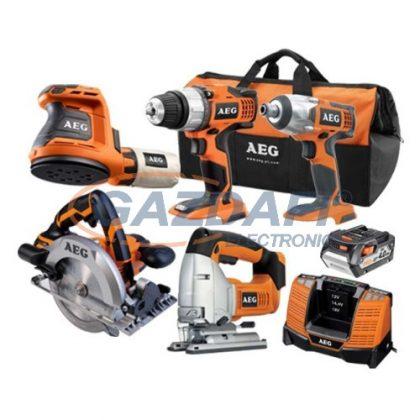 AEG 4935BAT185 18V erőcsomag