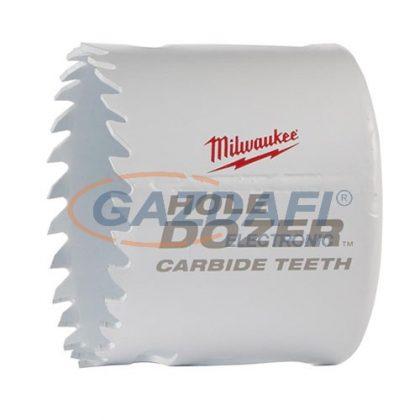 MILWAUKEE 49560724 körkivágó karbid fogakkal, ø57mm, 41mm