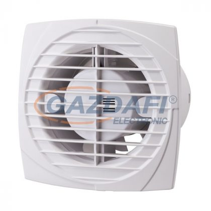 ELMARK ventilátor 15W, 100mm, 98m3/h, 230V, 41dB, 2500RPM