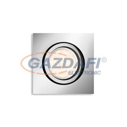 PHILIPS DONEGAL 5040111PN LED süllyesztett spotlámpa, 1xNW GU10 230V, króm