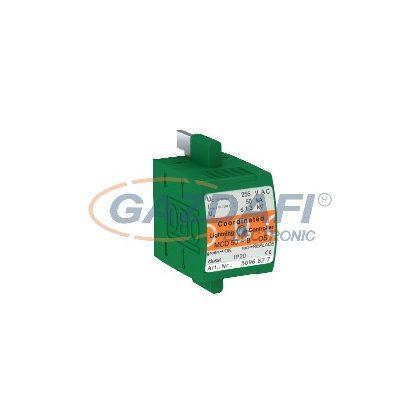 OBO 5096827 MCD 50-B 0-OS Coordinatedlightningcontroller funkciókijelzéssel, 255V