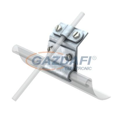 OBO 5316219 262 A-DIN FT Tálcakapocs 8-10mm merítetten tűzihorganyzott acél