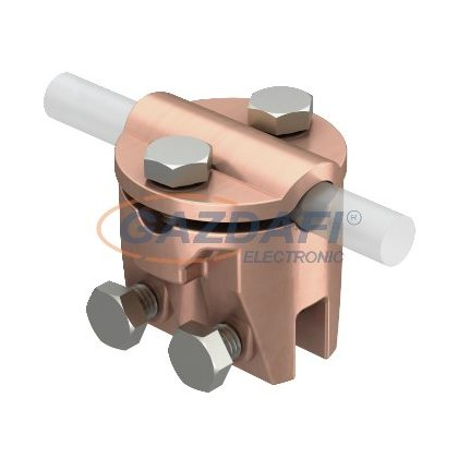 OBO 5317053 269 MS Falckapocs 8/10mm vörösréz bevonattal cink présöntvény