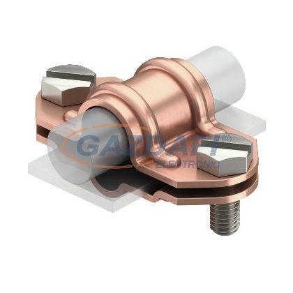 OBO 5336023 226 CU Vizsgáló Összekötő 8-10mm réz