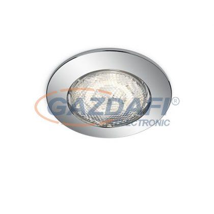 PHILIPS DREAMINESS 5900511P0 LED süllyesztett spotlámpa, 1x4.5W SELV 500Lm, króm