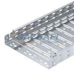OBO 6047630 RKSM 615 FS Kábeltálca Rksm Magic, gyorsösszekötővel 60x150x3050mm szalaghorganyzott acél