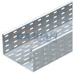 OBO 6060803 MKS 110 VA4301 Kábeltálca Mks perforált 110x100x3000mm rozsdamentes acél