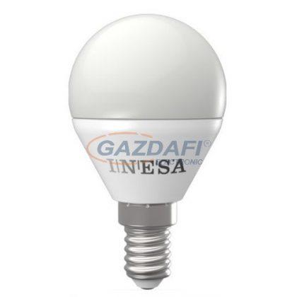 INESA LED gömb fényforrás E14 5W 3000K
