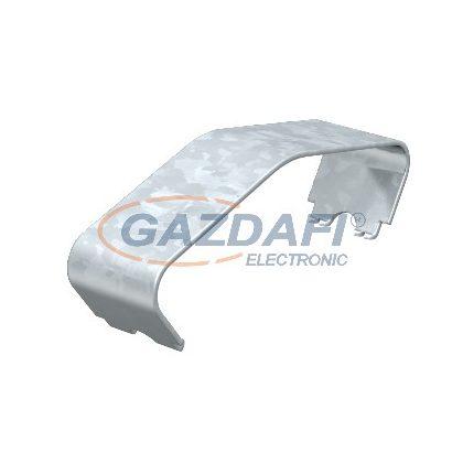 OBO 6065511 DKL 45 VA4310 Fedélrögzítő Kapocs 45 mm oldalmagassághoz rozsdamentes acél