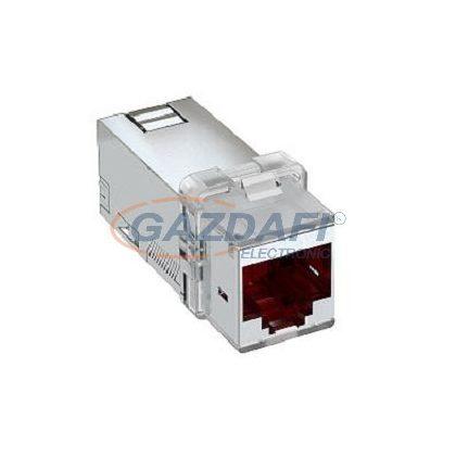 OBO 6117346 ASM-C6A G Csatlakozómodul Cat 6A árnyékolt szürke