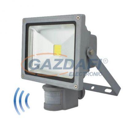 GAO 6971H LED fényvető mozgásérzékelővel, COB 20W