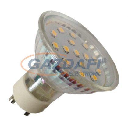 GAO 7034H LED fényforrás, SMD, 3,2W, 300lm, 3000K, GU10, 230V