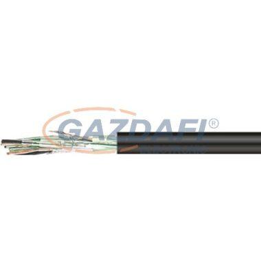 RE-2Y(St)Yv-fl 12x2x0,75mm2 PiMF Erenként és közösen is árnyékolt műszerkábel RM 300/500V kék