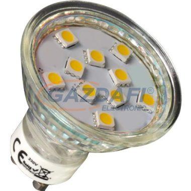 GAO 7072H LED fényforrás, SMD, 3W, 250lm, 3000K, GU10, 230V