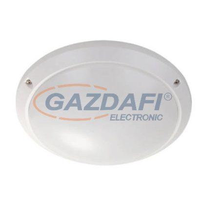 GAO 7097H Vízmentes mennyezeti, oldalfali lámpatest, opál búra, 60W, IP54