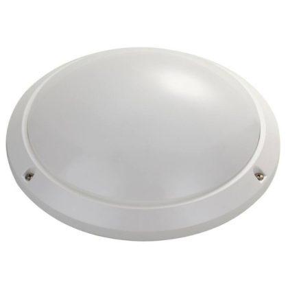 GAO 7098H mennyezeti LED lámpatest, 10W, 3000K, IP54, PC opál búra-ABS ház, 230V
